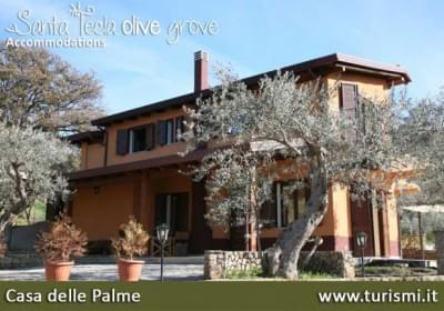Casa Vacanze Santa Tecla Olive Grove Casa Degli Ulivi
